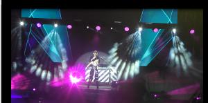 Becky G concierto 2019 Mediterraneo Sonido en Bolivia